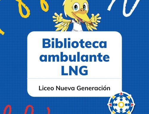 Biblioteca ambulante LNG
